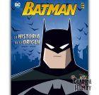 Batman: La historia de su origen (cartoné)