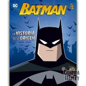 KODOMO / BATMAN / ESPECIALES AUTOCONCLUSIVOS Batman: La historia de su origen BATMAN: LA HISTORIA DE SU ORIGEN