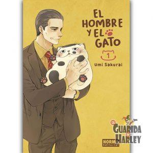 EL HOMBRE Y EL GATO 1 (ED. LIMITADA) Umi Sakurai