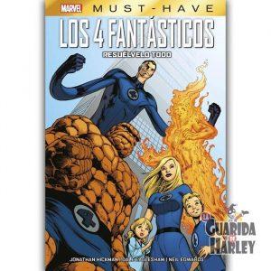 Marvel Must-Have. Los 4 Fantásticos: Resuélvelo todo MARVEL MUST-HAVE V1 21