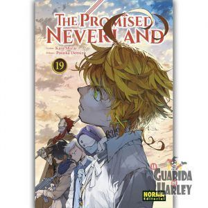 THE PROMISED NEVERLAND 19 Kaiu Shirai / Posuka Demizu