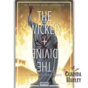 THE WICKED + THE DIVINE 8. LO VIEJO ES EL NUEVO NUEVO Kieron Gillen / Jamie McKelvie / Matthew Wilson