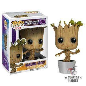 Guardians of the Galaxy POP! TV Vinyl Figura Dancing Groot 9 cm