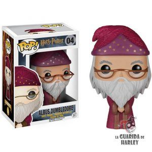 Harry Potter POP! Movies Vinyl Figura Albus Dumbledore 10 cm