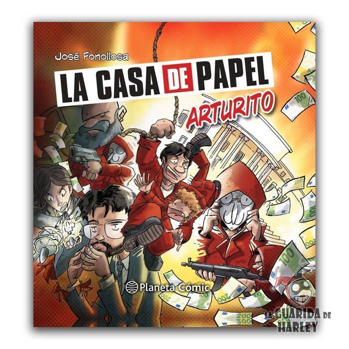 La casa de papel: Arturito Jose Fonollosa