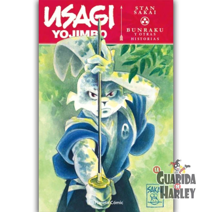 Usagi Yojimbo IDW nº 01: Bunraku y otras historias Usagi Yojimbo issuis #1-7 Stan Sakai