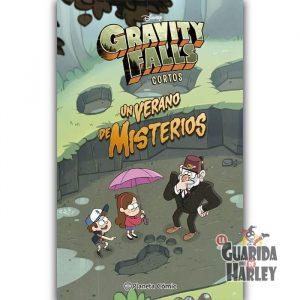Gravity Falls. Un verano de misterios Disney Gravity Falls Comics Collection: Just West of Weird