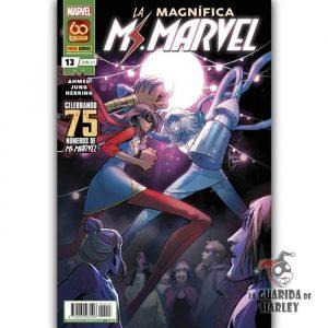 La Magnífica Ms. Marvel 13 LA MAGNÍFICA MS. MARVEL V1 13