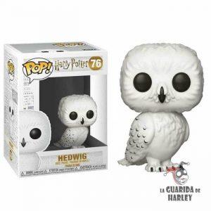 Harry Potter POP! Movies Vinyl Figura Hedwig 9 cm