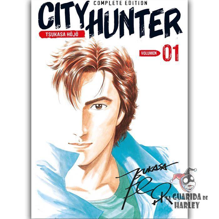 CITY HUNTER 1 Tsukasa Hojo Arechi Manga