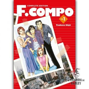 F. Compo 1 Tsukasa Hojo Arechi Manga