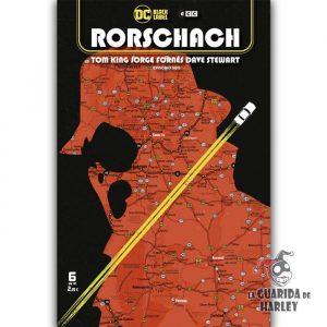 RORSCHACH NÚM. 06 DE 12