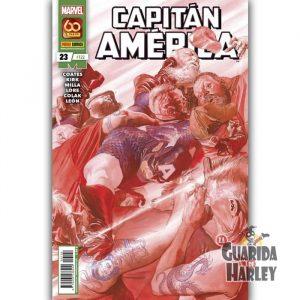 Capitán América 23