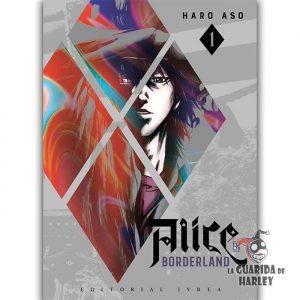 Alice in borderland 01 IVREA