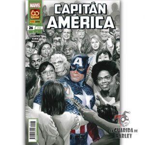 Capitán América 26 125 Marvel
