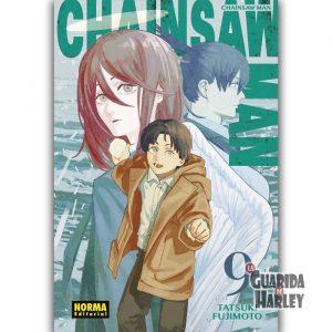 CHAINSAW MAN 9 Tatsuki Fujimoto