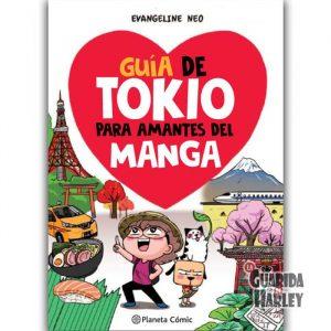 Guía de Tokio para amantes del manga A Manga Lover's Tokyo Guide