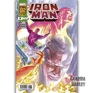 Iron Man 9 HÉROES MARVEL