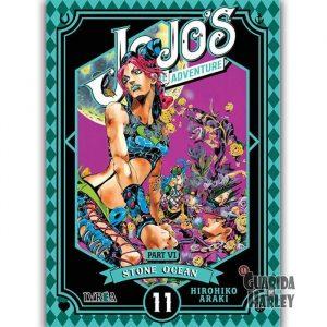 Jojo s Bizarre Adventure Parte 6: Stone Ocean 11 Hirohiko Araki Ivrea