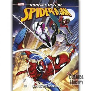 Marvel Action. Spider-Man 5 Shock del sistema