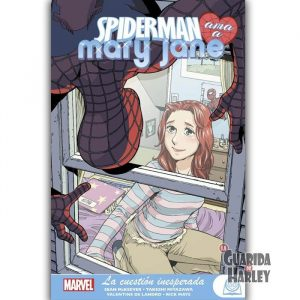 Marvel Young Adults. Spiderman ama a Mary Jane 2 La cuestión inesperada