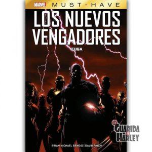 Marvel Must-Have. Los Nuevos Vengadores 1 Fuga