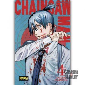 CHAINSAW MAN 4 Tatsuki Fujimoto