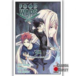 Food Wars: Shokugeki no Soma 32 Panini