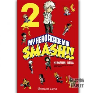 My Hero Academia Smash nº 01/05 Boku No Hero Academia Smash!