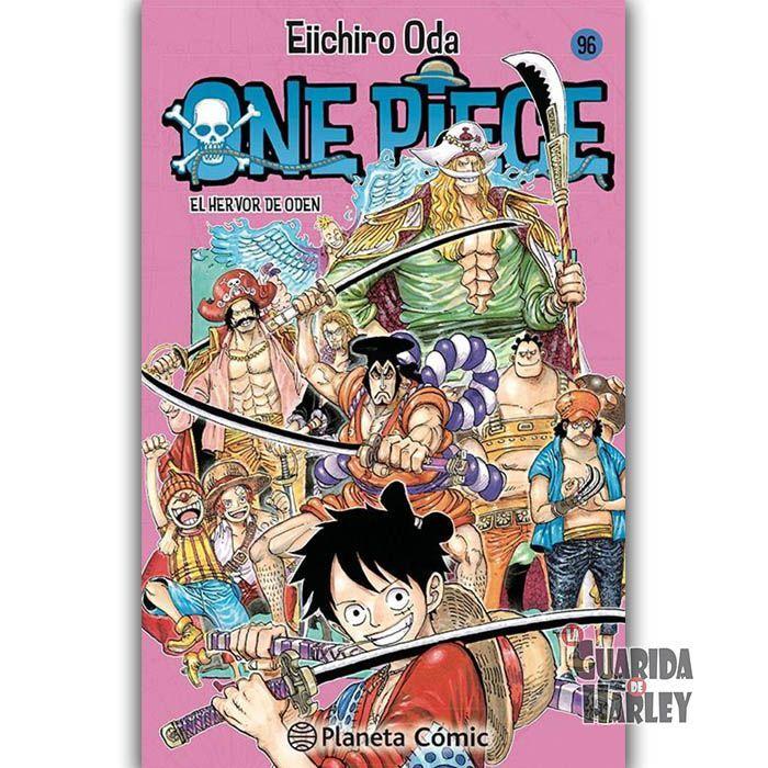 One Piece nº 96 Eiichiro Oda