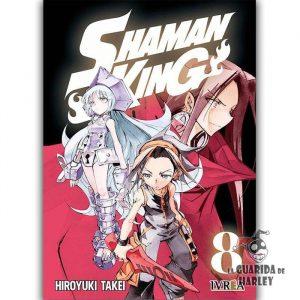 SHAMAN KING 08 Hiroyuki Takei Ivrea