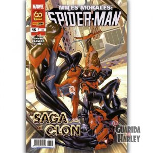 Miles Morales: Spider-Man 15 La saga del clon SPIDERMAN