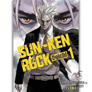 Sun-ken Rock 01 Boichi Ivrea