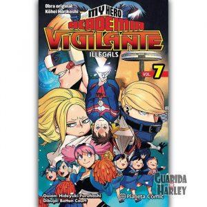 My Hero Academia Vigilante Illegals 07